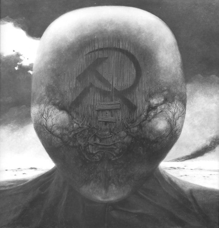 gothic-dystopian-postapocalyptic-surreal-paintings-zdzisław-beksinski-28